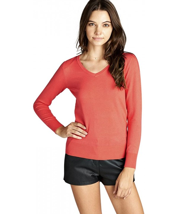 ToBeInStyle Womens Classic Pullover Sweater
