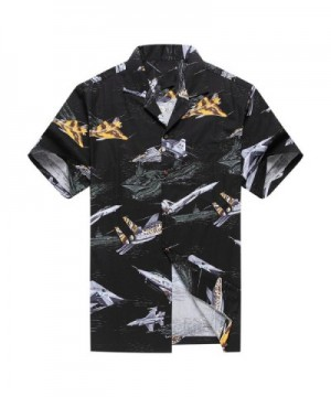 Hawaii Hawaiian Shirt Planes Fighters