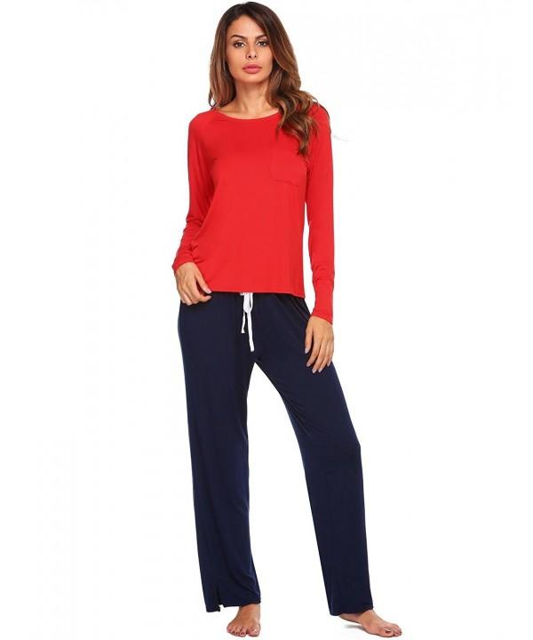 Bifast Womens Longie PajAUa Loungewear