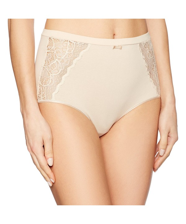 Bali Womens Cotton Champagne Shimmer