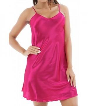 Asherbaby Chemise Nightgown Sleepwear Nightdress