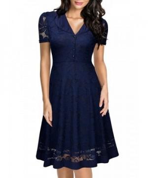 Miusol Womens Sleeve Vintage Medium