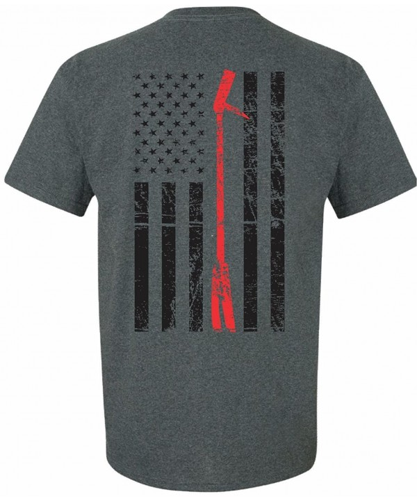 Halligan Patriot Apparel Firefighter T shirt