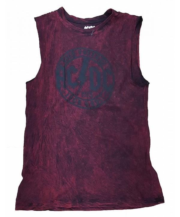 AC DC Voltage Muscle Shirt