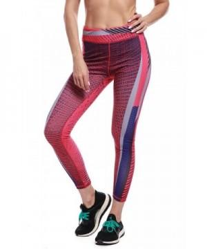 AmeSport Leggings Graphic Printing Jogging