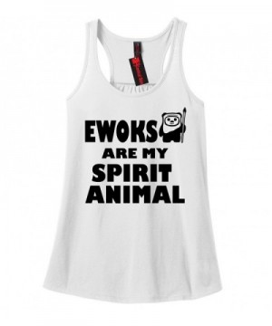 Comical Shirt Ladies Spirit Animal