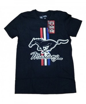 Ford Mustang Pony Graphic T Shirt