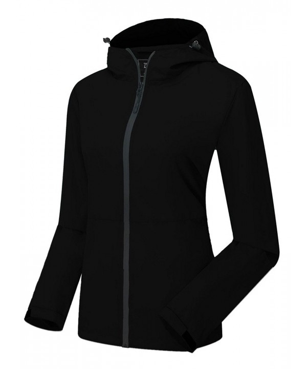 ZSHOW Womens Lightweight Packable Windproof