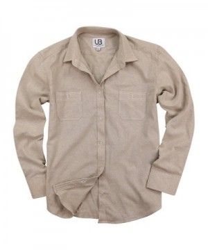 UB Apparel Gear Brushed Chambray