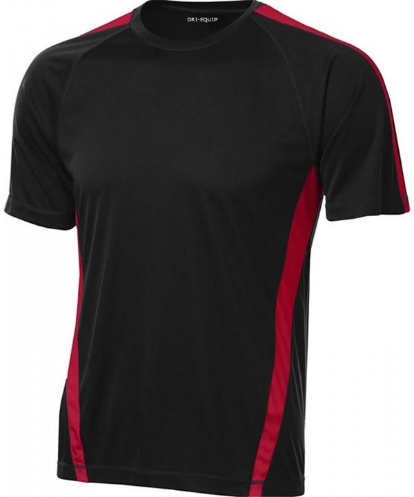 Joes USA Dri EQUIP Moisture T Shirt Black