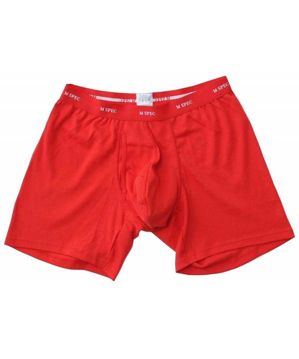 MSPEC 3D Crotch Breathable Comfortable Boxers