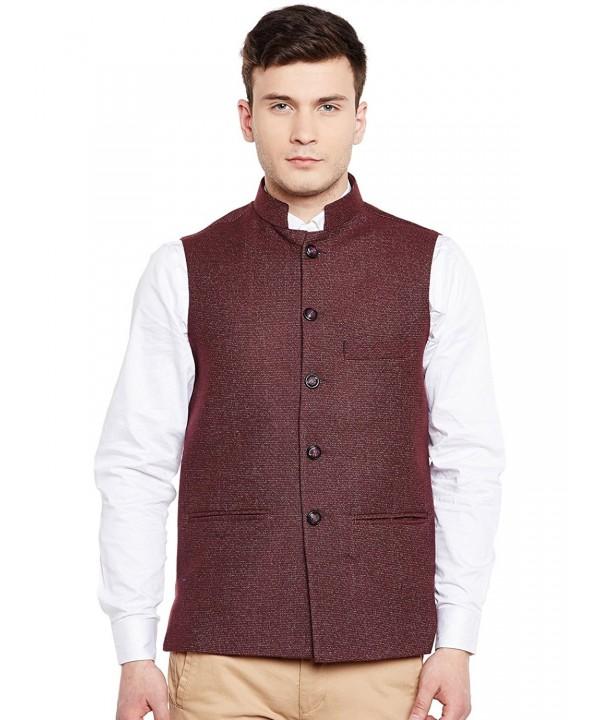 Wintage Blend Grandad Jacket Waistcoat