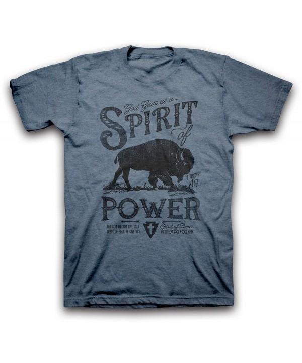 God Gave Spirit Power Indigo