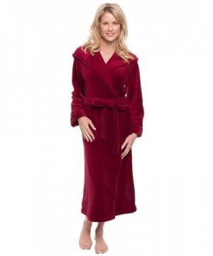 Womens Premium Coral Fleece Hooded