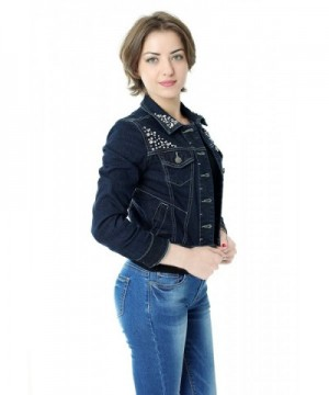 Women's Denim Jackets Outlet Online