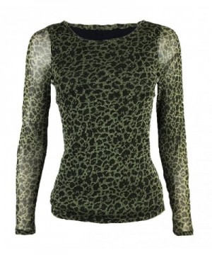 Women Roundneck Breathable Stretchy Sleeve