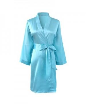 SheSmile Women Kimono Bathrobe Dressing