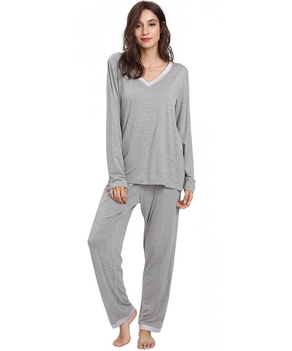 GYS Womens Bamboo Sleeve Heather