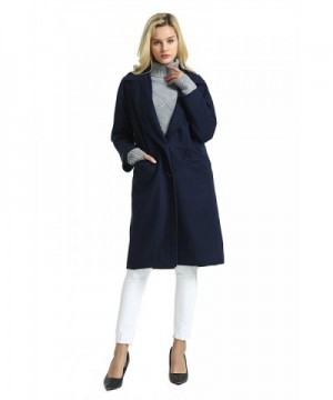 Grace Womens Woolen Jacket Oversized