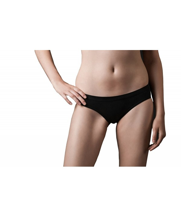 Shreddies USA Womens Briefs Black