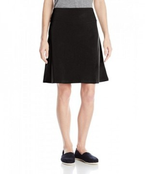 FIG Womens Skirt Black Small