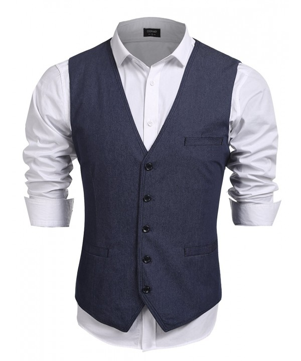 Jinidu Outdoors Waistcoat Casual Sleeveless