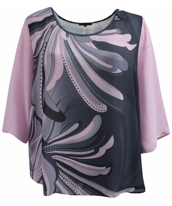 Womens Chiffon Fashion Charcoal G170 24L 15