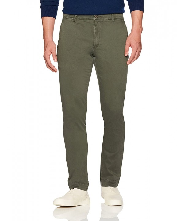 Goodthreads Slim Fit Washed Chino Olive