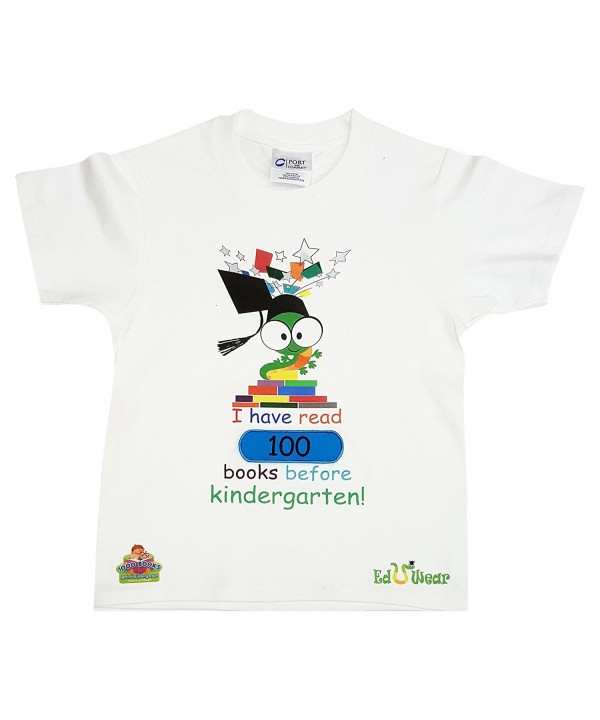 Eduwear Unisex Child Before Kindergarten T shirt