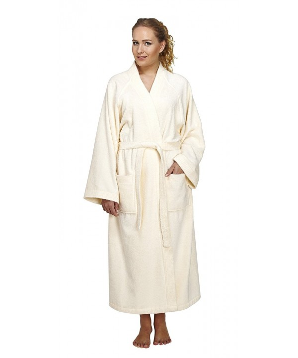 Arus Atlantis Turkish Bathrobe Vanilla