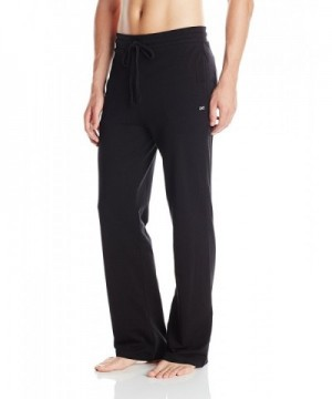 YogaAddict Mens Yoga Pants Black