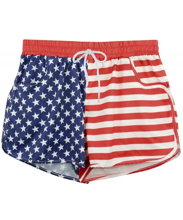 PL Womens Tankini Beachrider American
