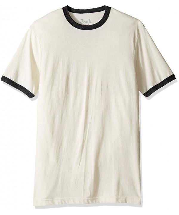 Jack Trades Triblend T Shirt Antique