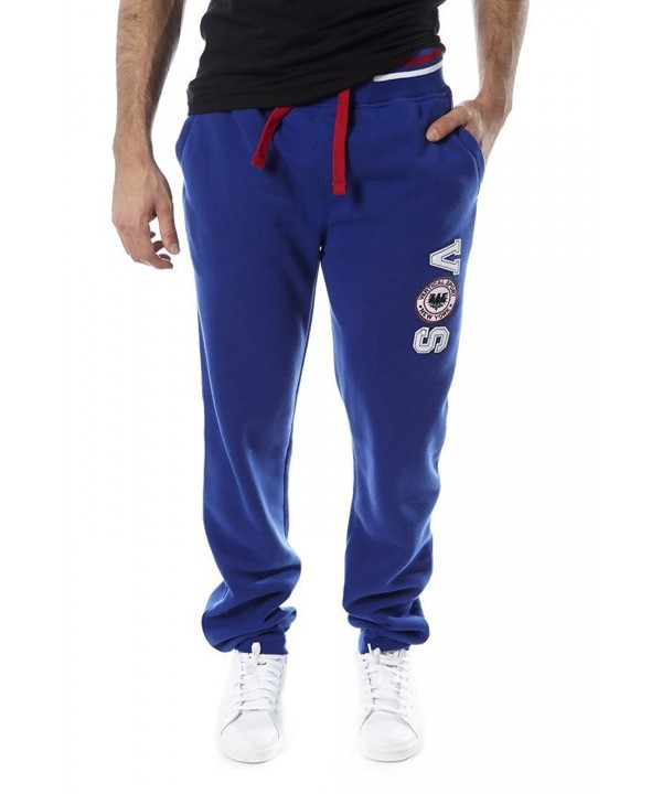 Vertical sport embroidery jogger Medium