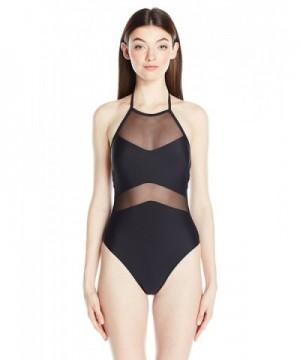 InMocean Juniors Piece Swimsuit Black