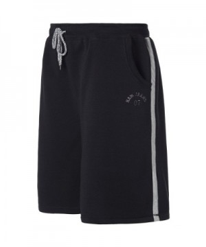 Greatrees Casual Cotton Elastic Shorts