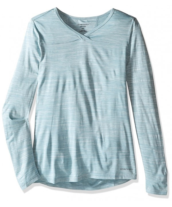 ExOfficio Womens Terma Heather X Small