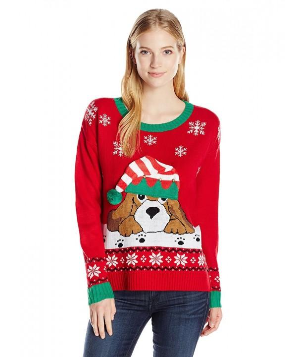 Blizzard Bay Juniors Pullover Christmas