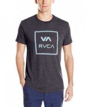 RVCA Mens Digi Black Medium