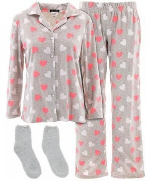 Em Alfie Juniors hearts Pajamas