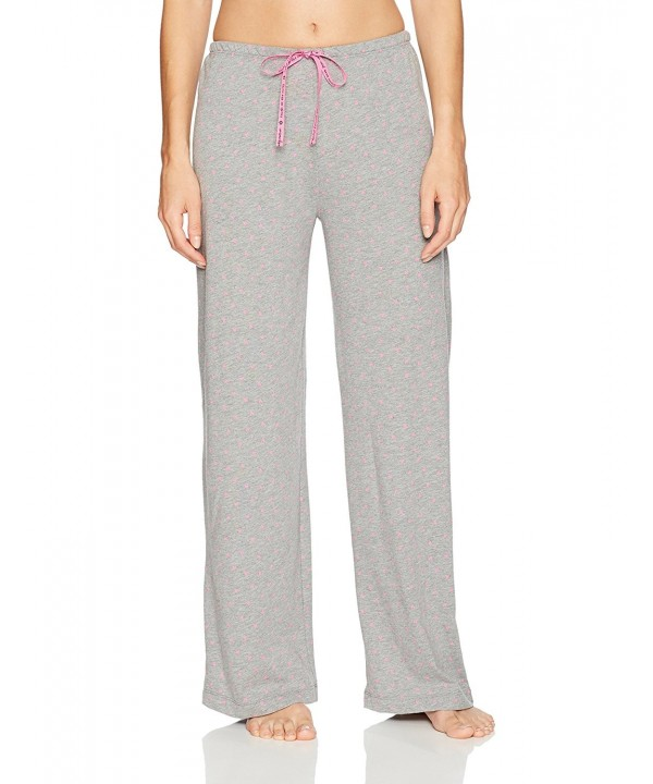 HUE Womens Scribble Pajama Phlox