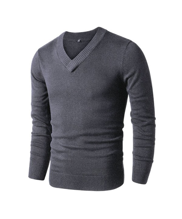 LTIFONE Comfortably Knitted Sleeve Sweaters