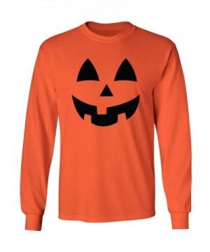 Lantern Halloween Pumpkin Sleeve T Shirt