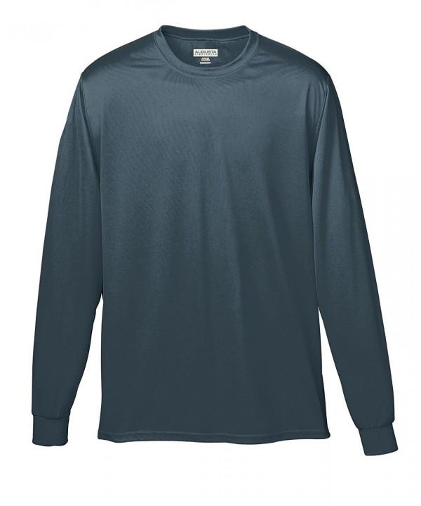 Augusta Sportswear Wicking Sleeve T Shirt
