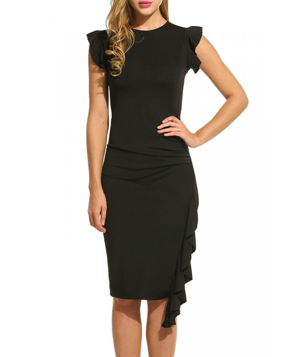 HOTOUCH Womens Cocktail Business Dresses