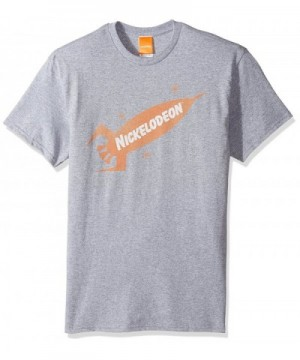 Nickelodeon Mens Rocket T Shirt Sport