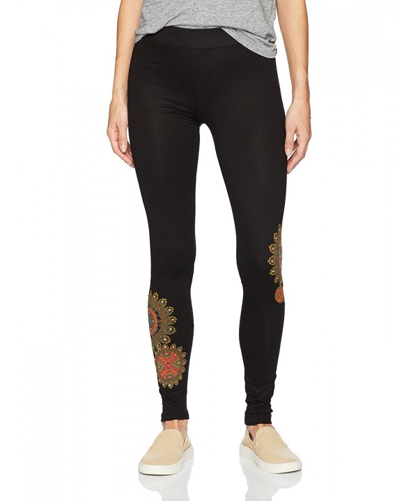 Desigual Womens Donovan Knitted Legging