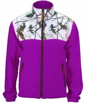 TrailCrest Womens Fleece Jacket X Large