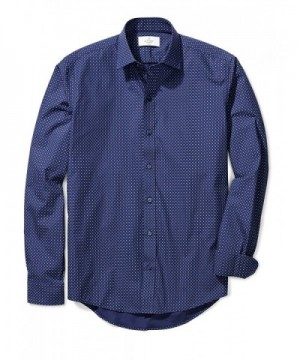 Buttoned Down Mens Spread Collar Pattern