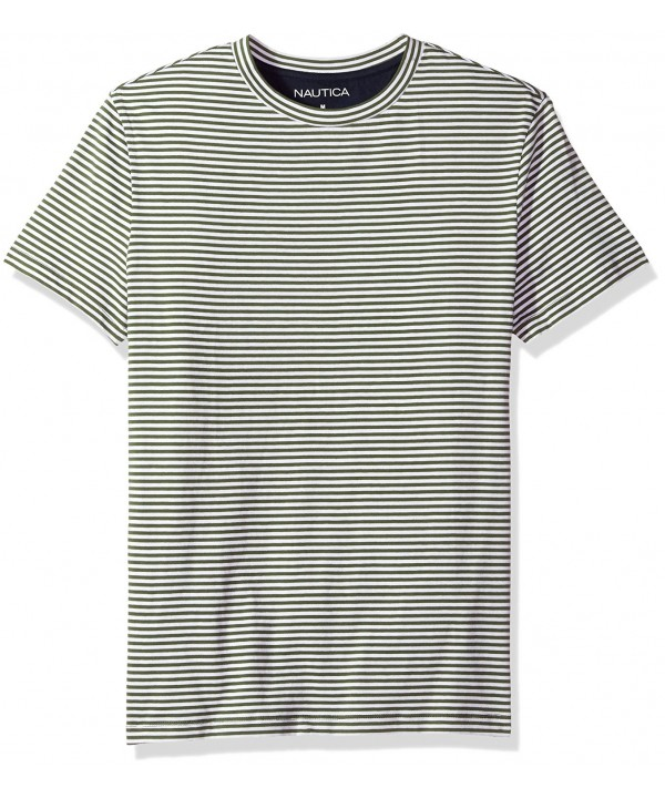 Nautica Sleeve Striped T Shirt X Small